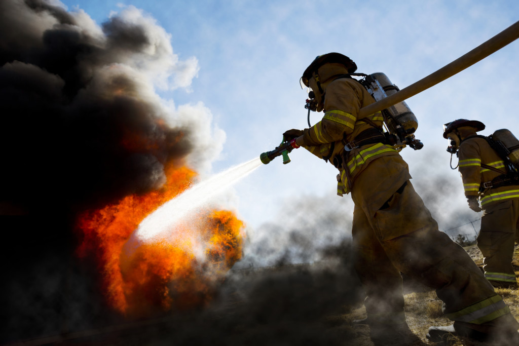 This is How Firefighters Overcome Stress and Anxiety